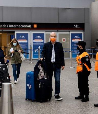 Coronavirus: detectaron dos casos de la variante Delta en personas que regresaron del exterior