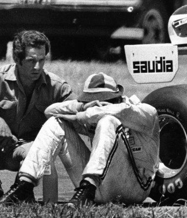 La insólita carrera que Reutemann perdió en la última vuelta por quedarse sin nafta