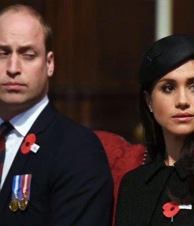 """El tiro por la culata: escracharon al príncipe William y le recordaron el """"Meghan-Gate"""""""
