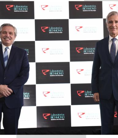 El Centro Gamaleya dio la aprobación al primer lote de vacunas Sputnik V producidas en Argentina