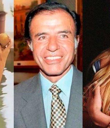 El amor al poder: de Alfano a Daniela y Pradón, las relaciones extramatrimoniales de los presidentes