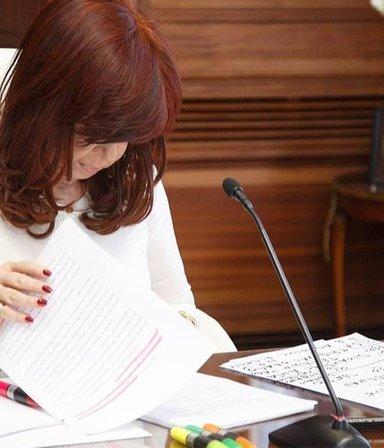 """Cristina y el Memorándum con Irán: """"La acusación es un disparate judicial, institucional y político"""""""