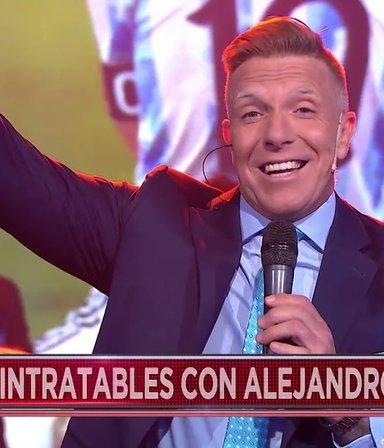 """""""¿Es el fin de Intratables?"""": la interna entre Fantino y los panelistas y el """"costo político"""" antes de las PASO"""