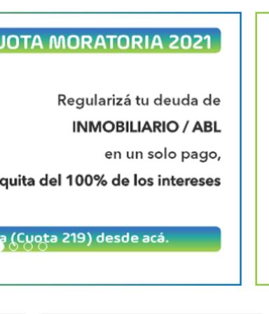 AGIP: sigue vigente la Moratoria hasta el 31 de agosto con la quita de intereses para deudas