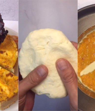 Rico, sano y rápido: MatyCocina te enseña la receta para una tarta de calabaza express