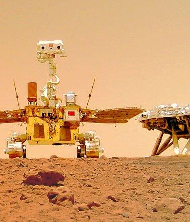 Marte por dentro: por primera vez se conocen detalles importantes de la estructura del planeta