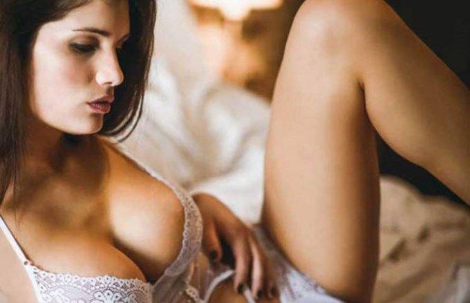 Escándalos y desnudos, los gustos de la morocha hot
