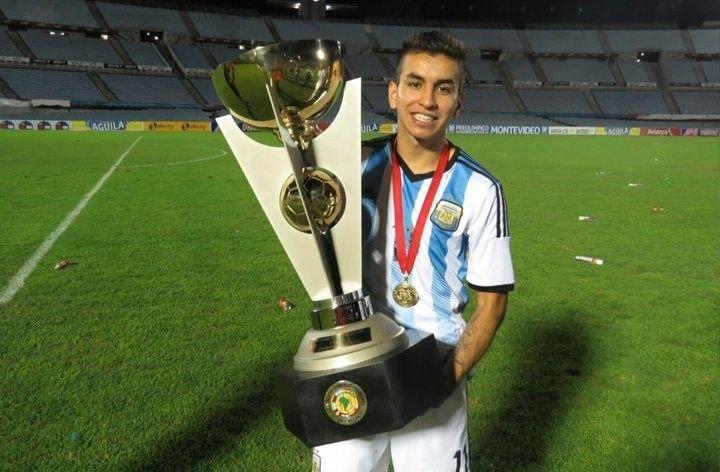 Después de la operación se consagró campeón sudamericano Sub 20 en 2015.