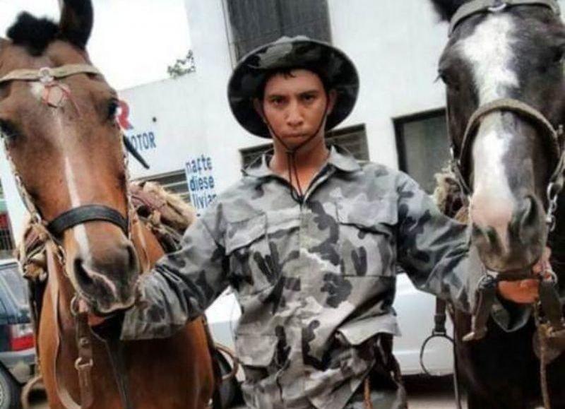 """""""Sangre hasta en el techo"""": el dolor de la familia de Franco Delpech, asesinado a golpes por un policía 4"""