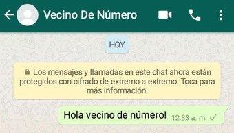 """""""Vecino de WhatsApp"""": el viral que divierte, indigna y molesta a cientos de usuarios"""