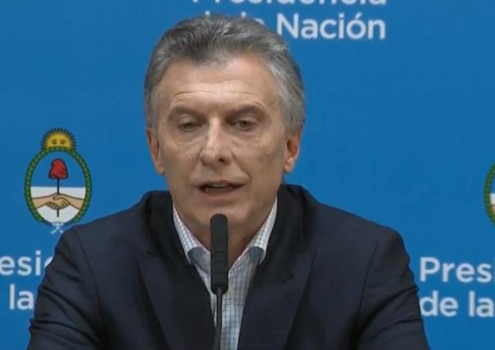 Macri: La alternativa kirchnerista no tiene credibilidad en el mundo
