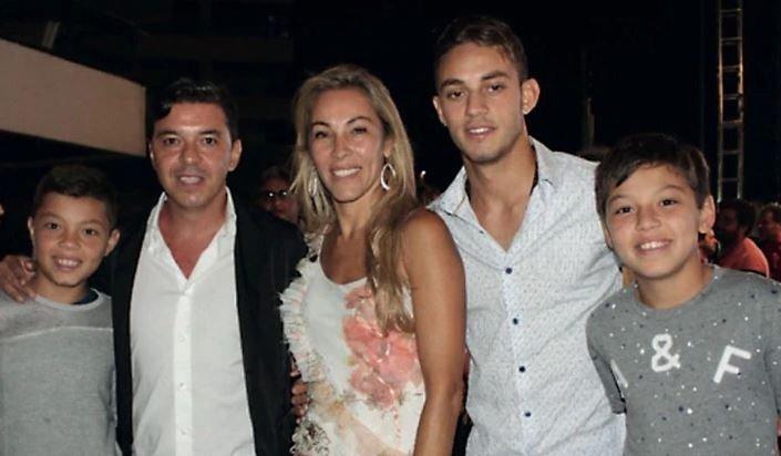 Marcelo Gallardo se habría separado y... ¿está saliendo con Alina Moine?