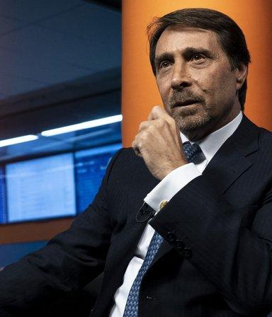 """""""Facho"""" y """"hacé el duelo por la derrota de Macri"""": el feroz cruce entre Espert y Eduardo Feinmann en vivo"""