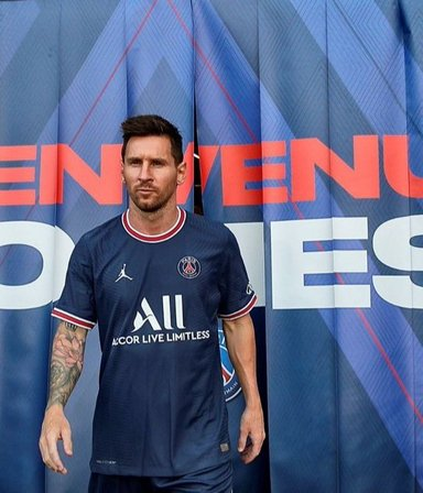 Furor por la nueva camiseta de Messi: cuesta más que un salario mínimo en Argentina