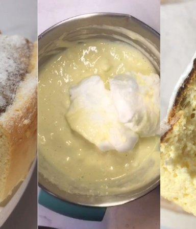 MatyCocina y una receta súper fácil: cómo hacer una tarta de queso con solo tres ingredientes