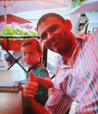 """""""En el hotel te dejo lo que te merecés"""": el mensaje del argentino que mató a su hijo en Barcelona"""