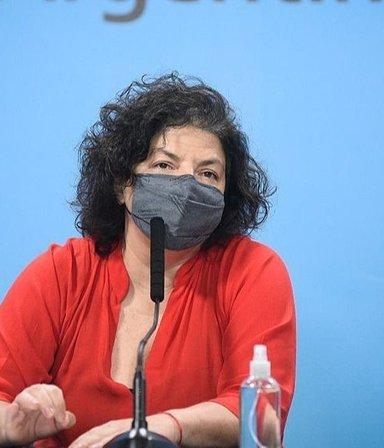 """Carla Vizzotti sobre la posibilidad de aplicar una tercera dosis: """"En noviembre lo evaluaremos"""""""