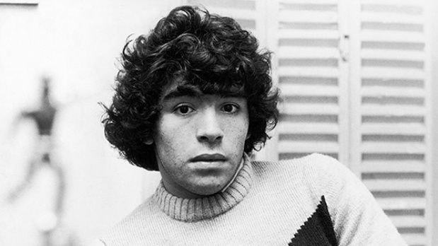 Diego joven