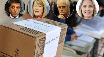 El patrimonio de los candidatos: Massa declaró menos y el segundo de CFK aumentó 76%