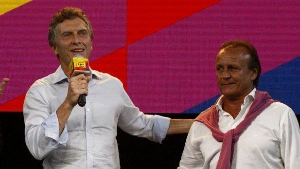 Del Sel dijo que seguirá trabajando para la candidatura de Macri