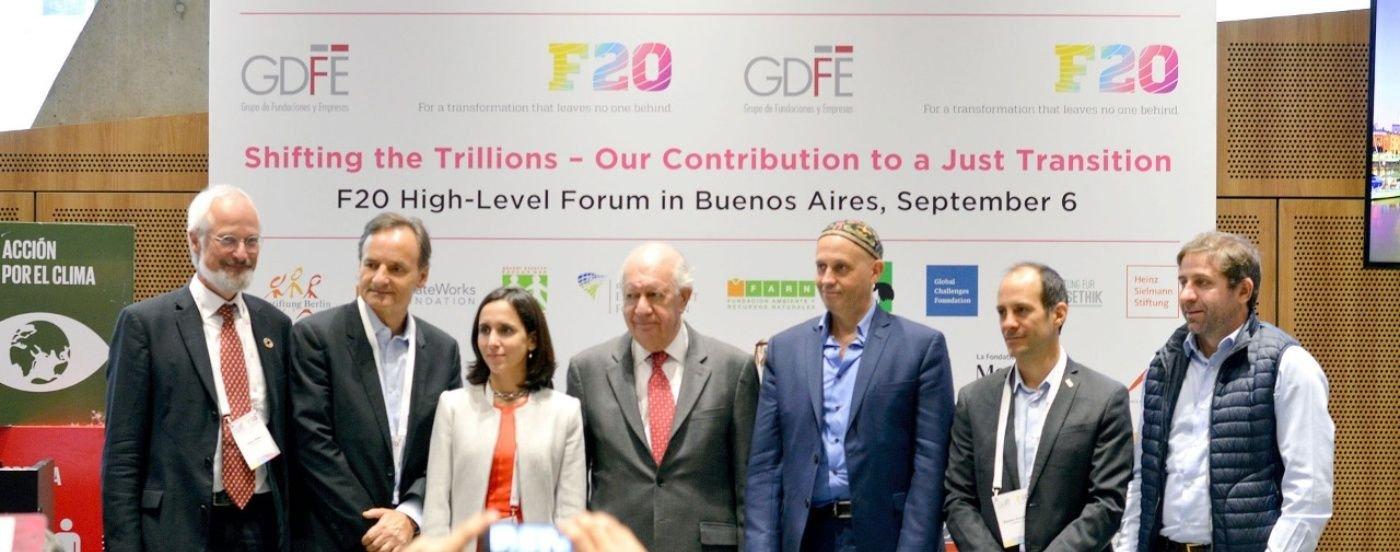 """Sergio Bergman: """"América Latina tiene mucho que aportar al desafío global de la sustentabilidad"""""""