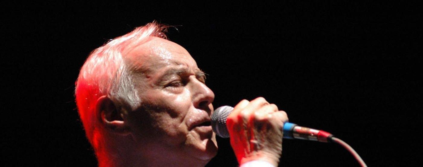 Murió Horacio Molina, uno de los grandes cantores argentinos de tango