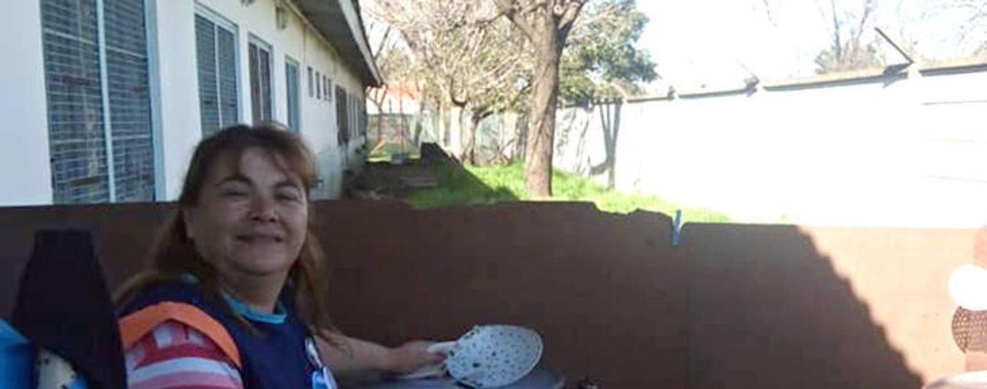 [VIDEO] Los docentes de Moreno se movilizan por Corina, la maestra secuestrada y torturada