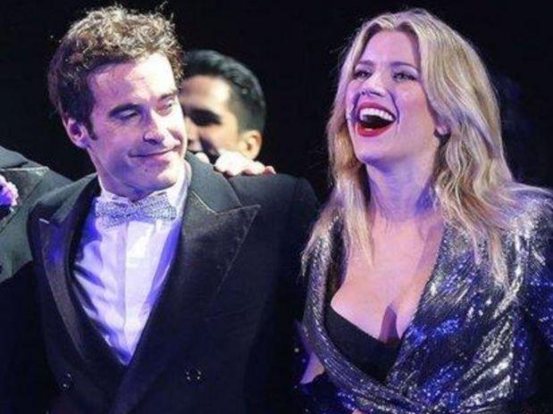 Laurita Fernández confirmó que comenzó a salir con Nicolás Cabré cuando terminó 'Sugar'.