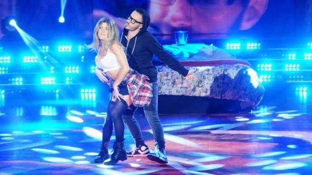 Laurita Fernández y Fede Bal se separaron cuando la rubia empezó en 'Sugar'.