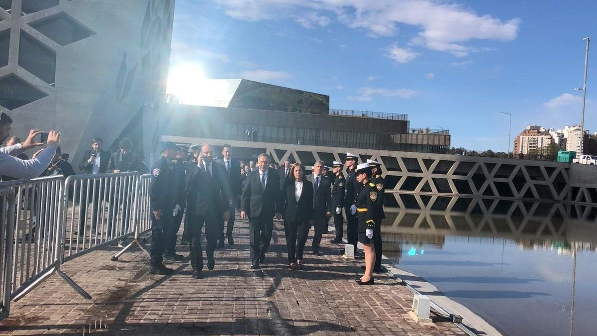 Las imágenes del último adiós al ex gobernador José Manuel De la Sota en Córdoba