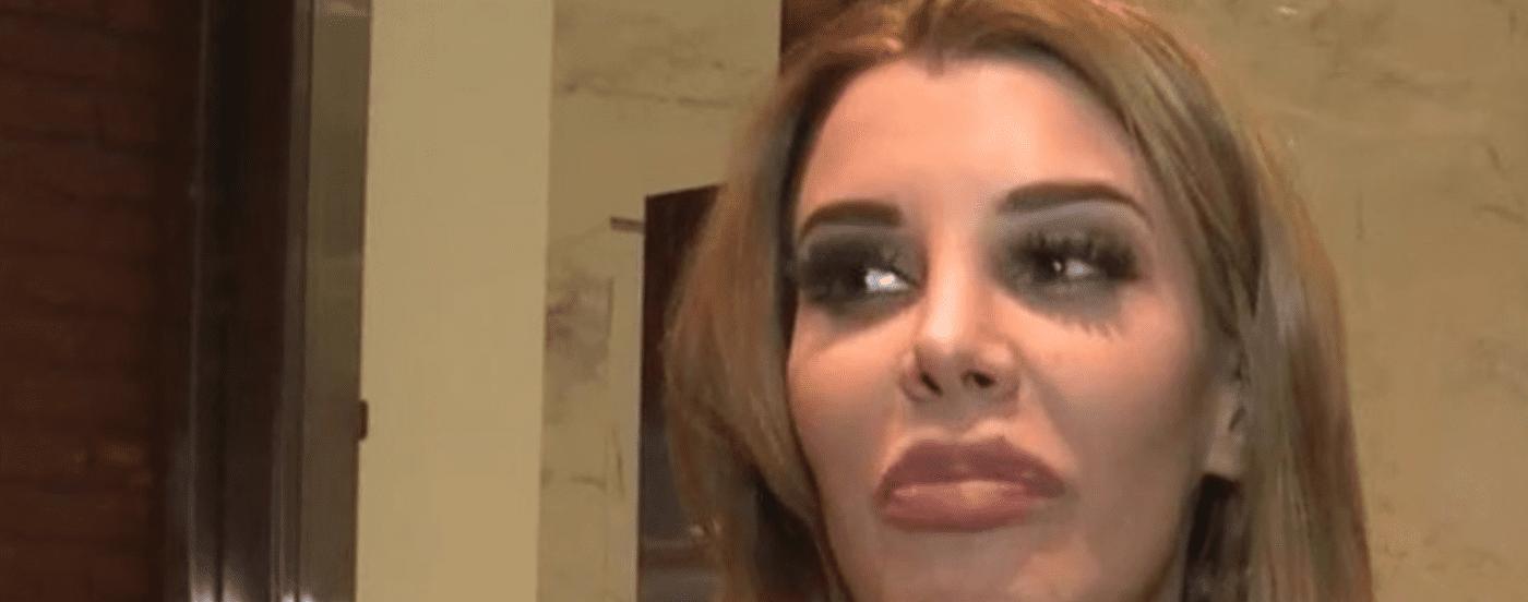 Charlotte Caniggia estrenó su cara número 7: ¿te acordás de las anteriores?