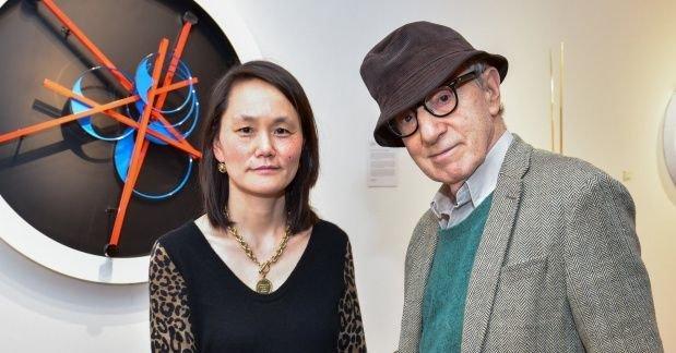 Soon Yi tenía 26 años cuando dejó la casa de Mía Farrow para casarse con Woody Allen.