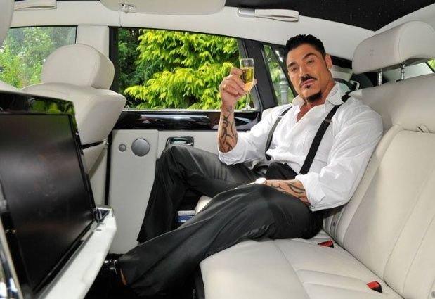 El Rolls Royce por el que Ricardo Fort pagó 600 mil dólares hoy vale 1.200.000.