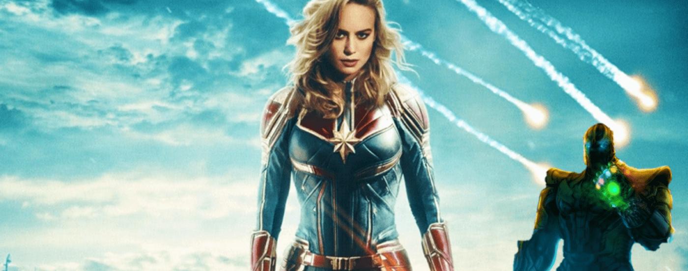 Lanzaron el primer trailer de Captain Marvel: la heroína que será central en la próxima Avengers