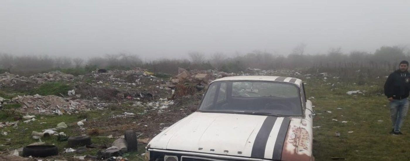 Detuvieron al secuestrador de la hija del dueño de Ossira: dormía en un auto debajo de un puente
