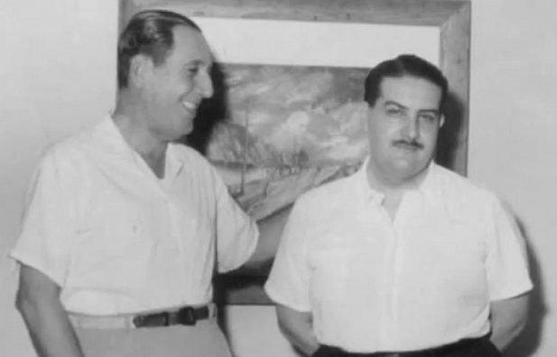 Juan Domingo Perón y John William Cooke