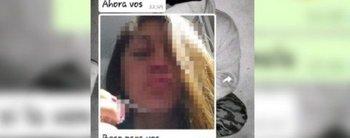 """""""Quiero besarte todo"""": los chats de la maestra denunciada por acosar a su alumno de 13"""