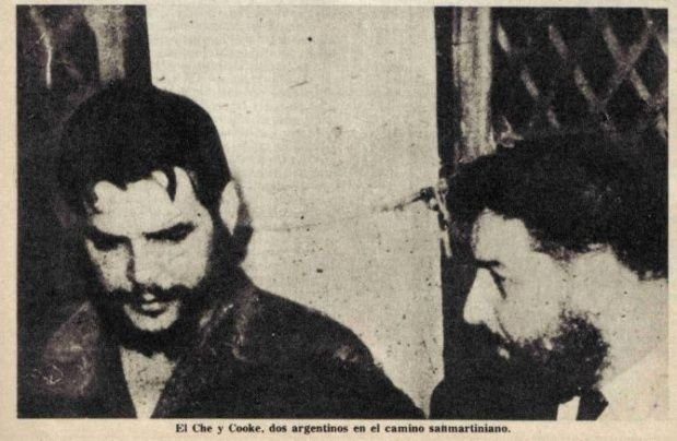El Che y Cooke