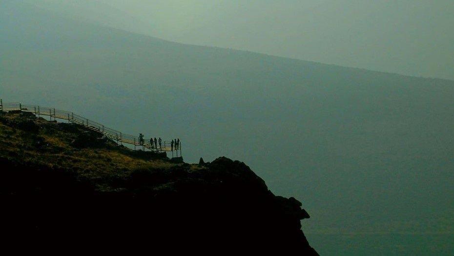 Real: un pueblo neuquino construye el primer mirador del país dedicado al avistaje de ovnis