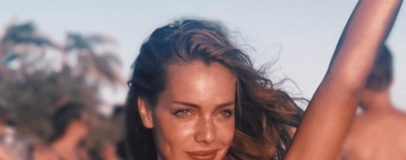 Quién es Alejandra Onieva, la actriz española que ayudó a Pico Mónaco a olvidar a Pampita