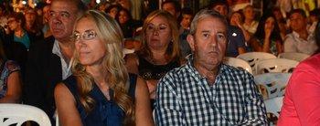 La novia de Cobos ya consiguió trabajo: otra vez es asesora del senador mendocino