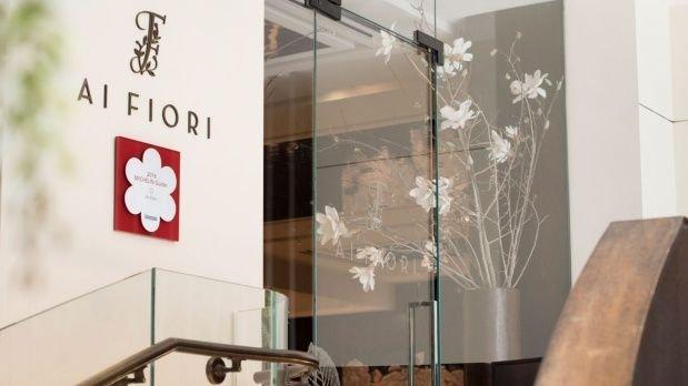 Al Fiori, el lujoso restó del hotel en el que un capuchino cuesta más de 300 pesos.