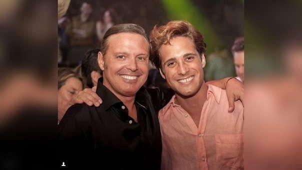 Luis Miguel eligió a Diego Boneta para que lo interpretara en la serie.