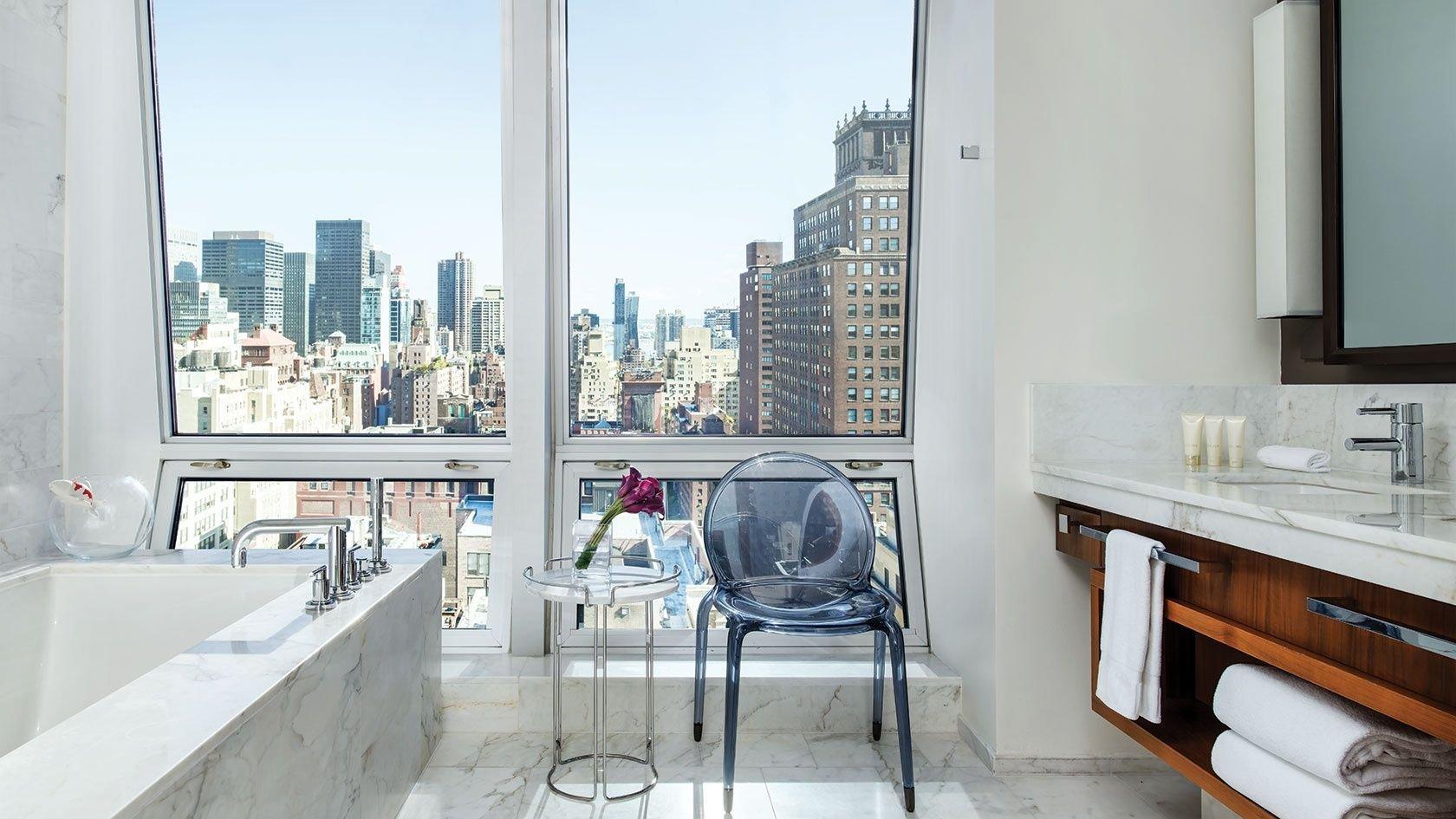 Lujos, spa y minimalismo: cuánto cuesta la suite de Macri y Juliana Awada en Nueva York