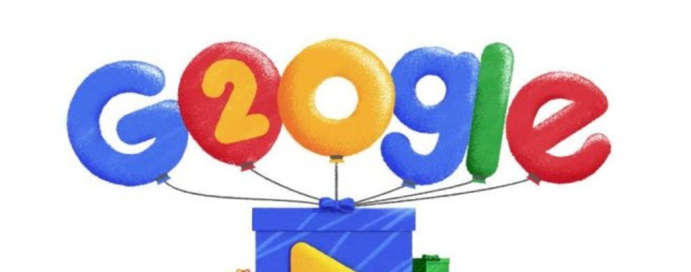 VIDEO | Google cumple dos décadas: mirá cómo era el buscador 20 años atrás