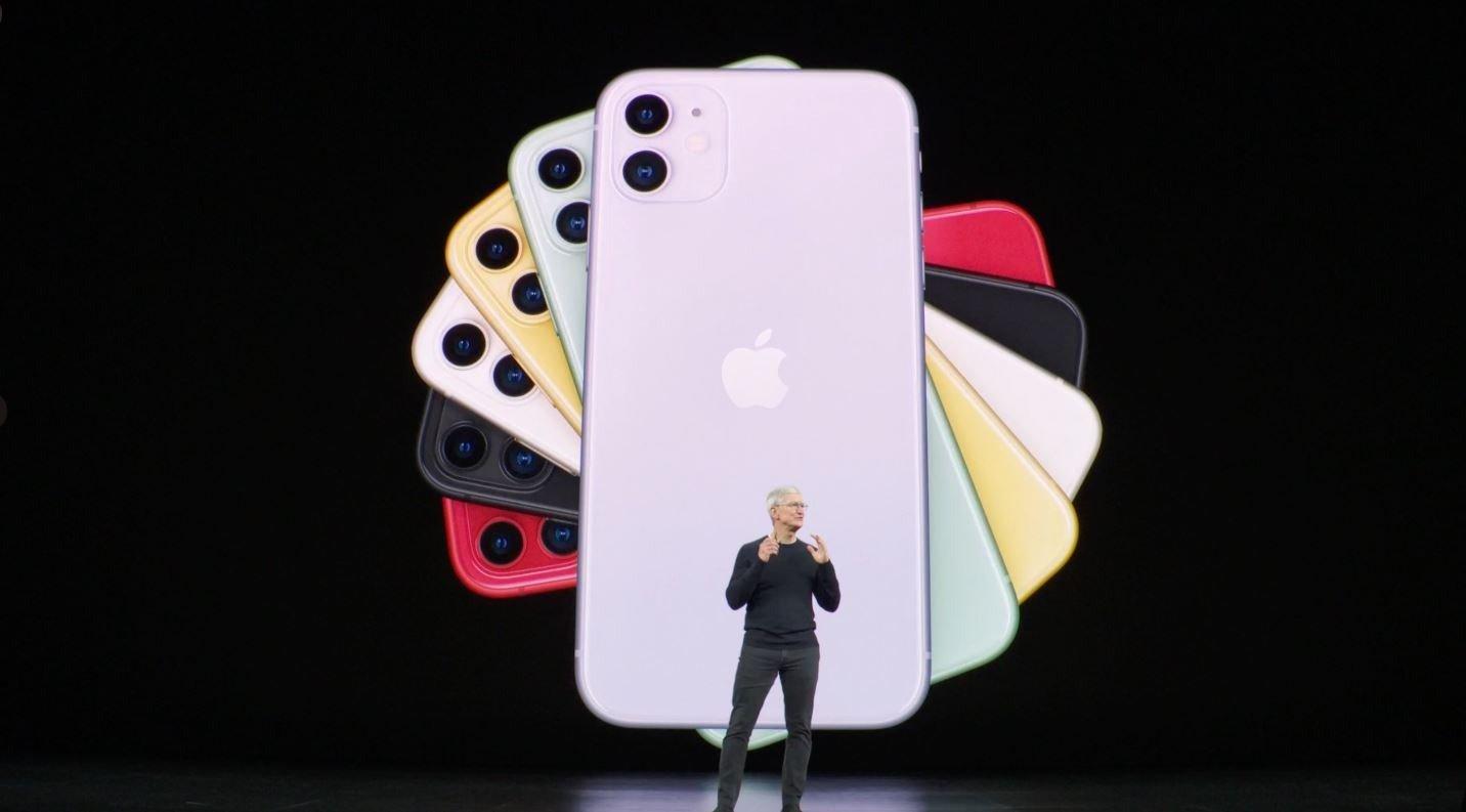 Resultado de imagen para presentacion iphone 11