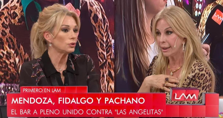 ¡Se odian! Fortísimo cruce entre Yanina Latorre y Graciela Alfano