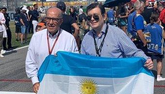 """Gerardo Zamora, gobernador de Santiago del Estero, desde Italia: """"Promover la provincia en el mundo es un instrumento más de crecimiento"""""""