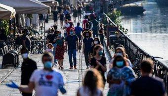 """""""Segunda ola"""" de contagios en Europa: alarmante aumento de casos en España y en Reino Unido"""