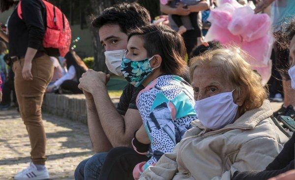 Coronavirus en Argentina: confirmaron 12.625 contagiados y 424 muertes en las ultimas 24 horas - Big Bang! News